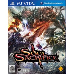 Soul Sacrifice  [PSV] UŻYWANA
