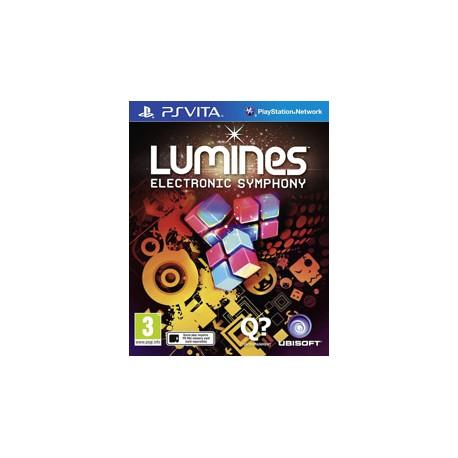 Lumines: Electronic Symphony  [PSV] UŻYWANA