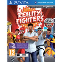 Reality Fighters [PSV] NOWA