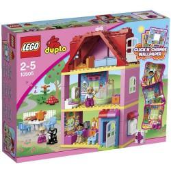 LEGO: Duplo - Lego Ville : Domek do Zabawy LEG10505