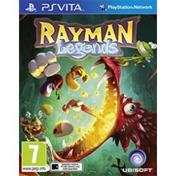 Rayman Legends [PSVITA] UŻYWANA