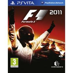 F1 2011 [PSVITA] NOWA
