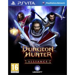 Dungeon Hunter: Alliance [PSVITA] UŻYWANA