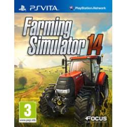 Farming Simulator 2014 ENG [PSV] NOWA