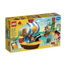 LEGO: Duplo - Jake: Statek piracki Jake'a  LEG10514