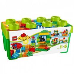LEGO: Duplo - Kreatywne: Uniwersalny zestaw Klocków  LEG10572