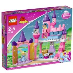 LEGO: Duplo - Księżniczki: Pałac Kopciuszka LEG6154