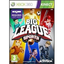 Big League Sports [XBOX360] UŻYWANA