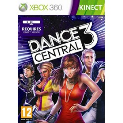 Dance Central 3 [XBOX360] UŻYWANA