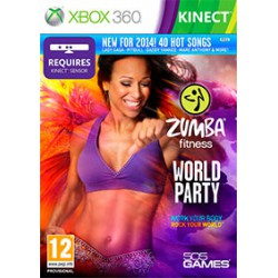 Zumba Fitness World Party [XBOX360] UŻYWANA