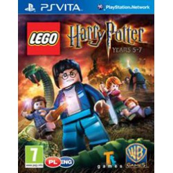 LEGO Harry Potter: Years 5-7 ENG [PSV] NOWA
