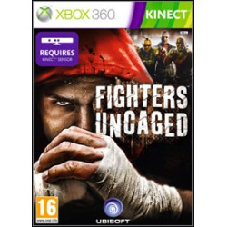 Fighters Uncaged [XBOX360] UŻYWANA