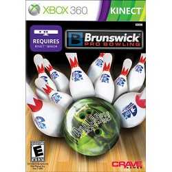 Brunswick Pro Bowling [XBOX360] UŻYWANA
