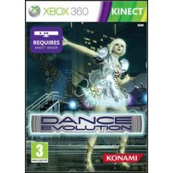 DanceEvolution [XBOX360] UŻYWANA