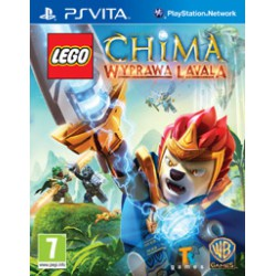 LEGO Legends of Chima: Laval's Journey ENG [PSV] NOWA