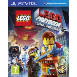 The LEGO Movie Videogame [PSV] NOWA
