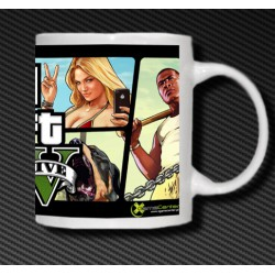 Kubek gracza GTA V best of V2