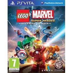 LEGO Marvel Super Heroes [PSV] UŻYWANA