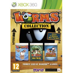 Worms Collection [XBOX360] UŻYWANA