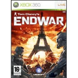 Tom Clancy's EndWar [XBOX360] UŻYWANA