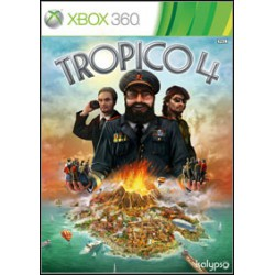 Tropico 4 [XBOX360] UŻYWANA