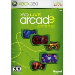 Xbox Live Arcade [XBOX360] UŻYWANA