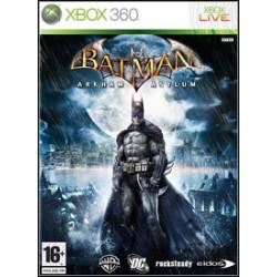Batman: Arkham Asylum [XBOX360] UŻYWANA