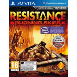 Resistance: Burning Skies [PSV] NOWA