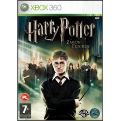 Harry Potter i Zakon Feniksa PL [XBOX360] UŻYWANA