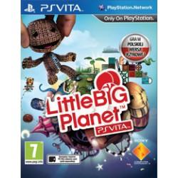 LittleBigPlanet  [PSV] UŻYWANA