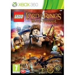 LEGO The Lord of the Rings: Władca Pierścieni [XBOX360] NOWA