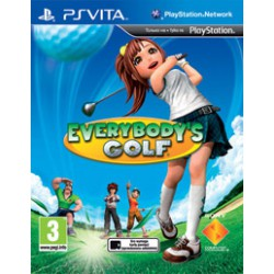 Everybody's Golf ENG [PSV] NOWA