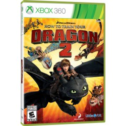 How to train your dragon 2  [XBOX 360] UŻYWANA
