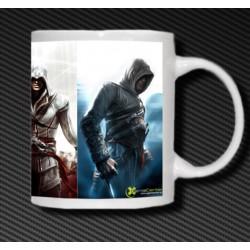 Kubek gracza Assassin's Creed All Generations