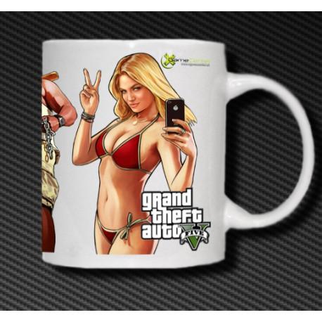 Kubek gracza GTA V best of