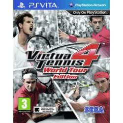 Virtua Tennis 4 ENG [PSV] NOWA