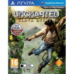 Uncharted: Złota Otchłań Eng [PSV] UŻYWANA