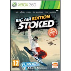 Stoked: Big Air Edition [XBOX360] UŻYWANA