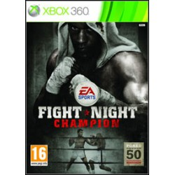 Fight Night Champion [XBOX360] UŻYWANA