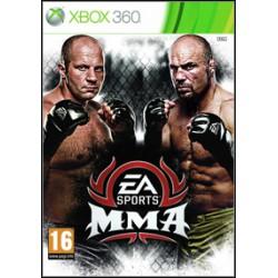 EA Sports MMA [XBOX360] UŻYWANA