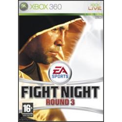 Fight Night Round 3 [XBOX360] UŻYWANA