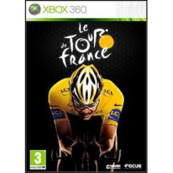 Tour de France: The Official Game [XBOX360] UŻYWANA