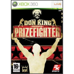 Don King Presents: Prizefighter [XBOX360] UŻYWANA