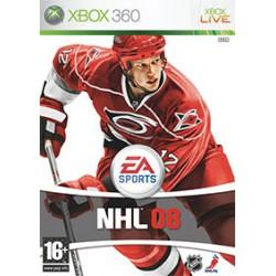 NHL 08 [XBOX360] UŻYWANA
