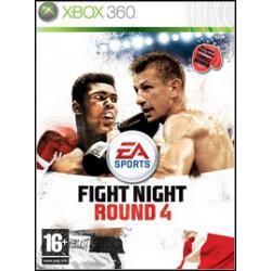 Fight Night Round 4 [XBOX360] UŻYWANA