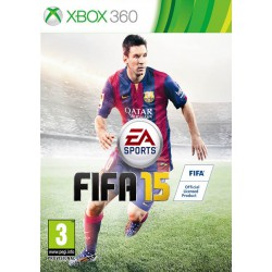 Fifa 15 +DLC [XBOX360] NOWA