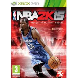 NBA 2K15 [X360] NOWA