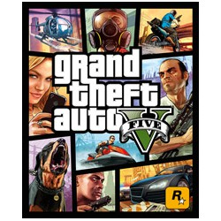 Grand Theft Auto V / GTA 5 [PC] NOWA