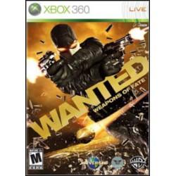 Wanted: Weapons of Fate  [XBOX360] UŻYWANA