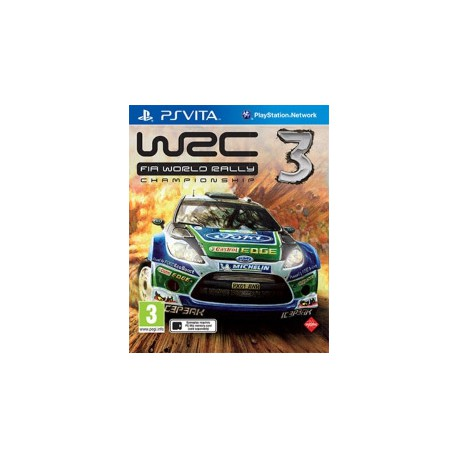 WRC 3 [PSV] UŻYWANA